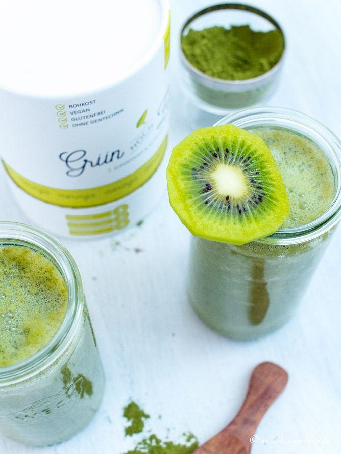 dreiraumhaus - ein moringa smoothie oder auch gruener smoothie mit moringa und gruenhochzwei lifestyleblog leipzig