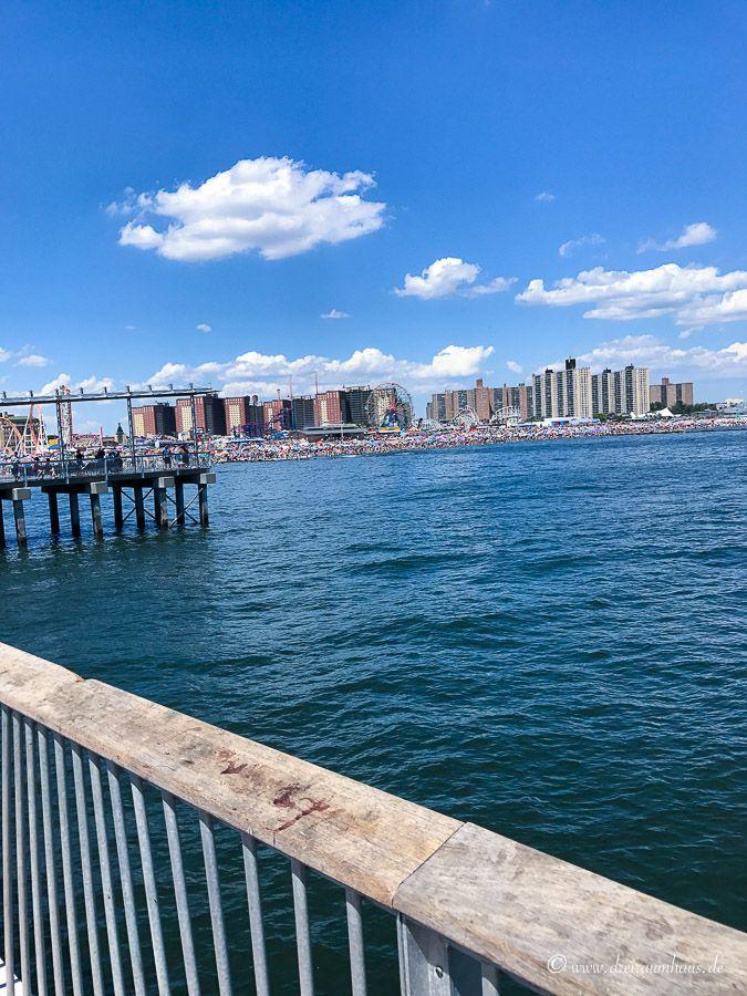 New York Urlaub - New York #1 – Warum ich überwältigt und zerrissen bin von dieser Stadt! Meine ersten Eindrücke…