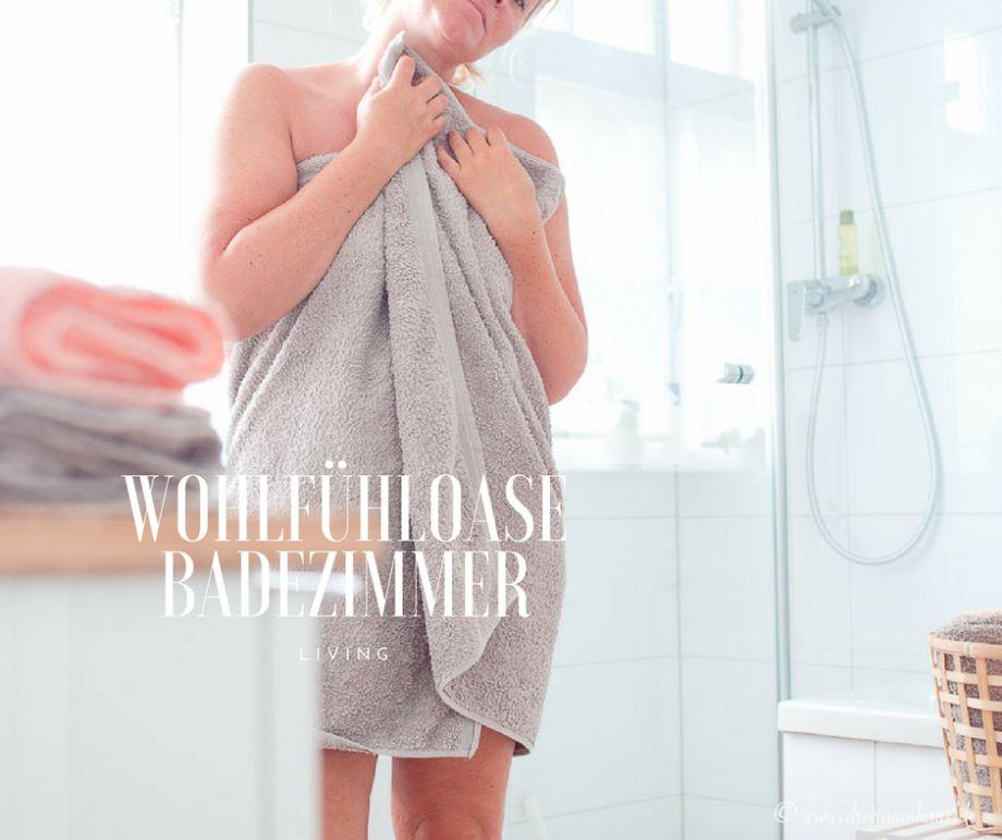 LIVING: Wie dekoriere ich ein Bad zeitlos, dezent und schön? #neuewohnungteil3