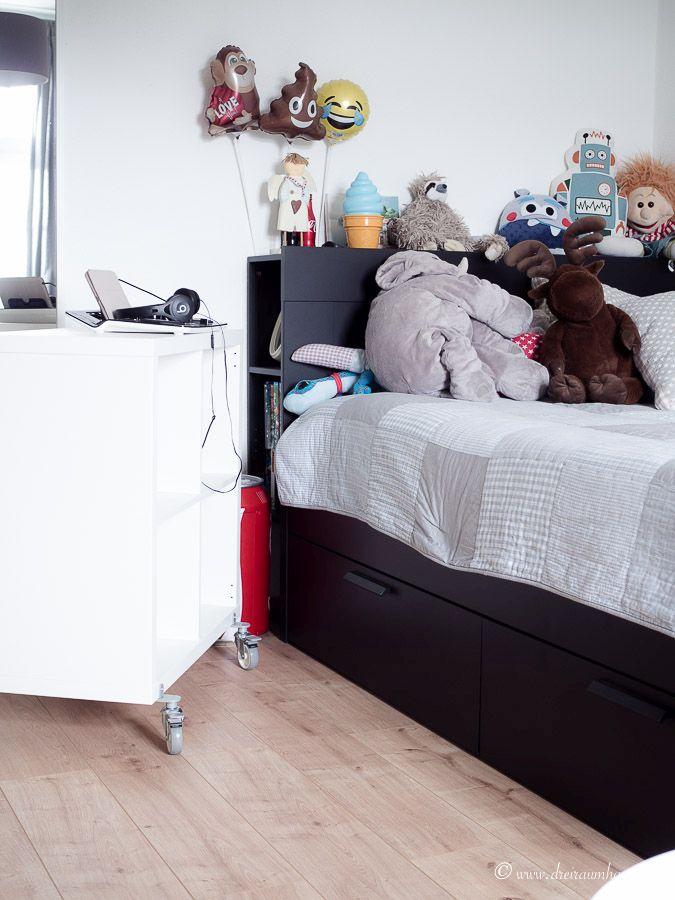 living wie richte ich ein kinderzimmer f r einen teenager ein. Black Bedroom Furniture Sets. Home Design Ideas