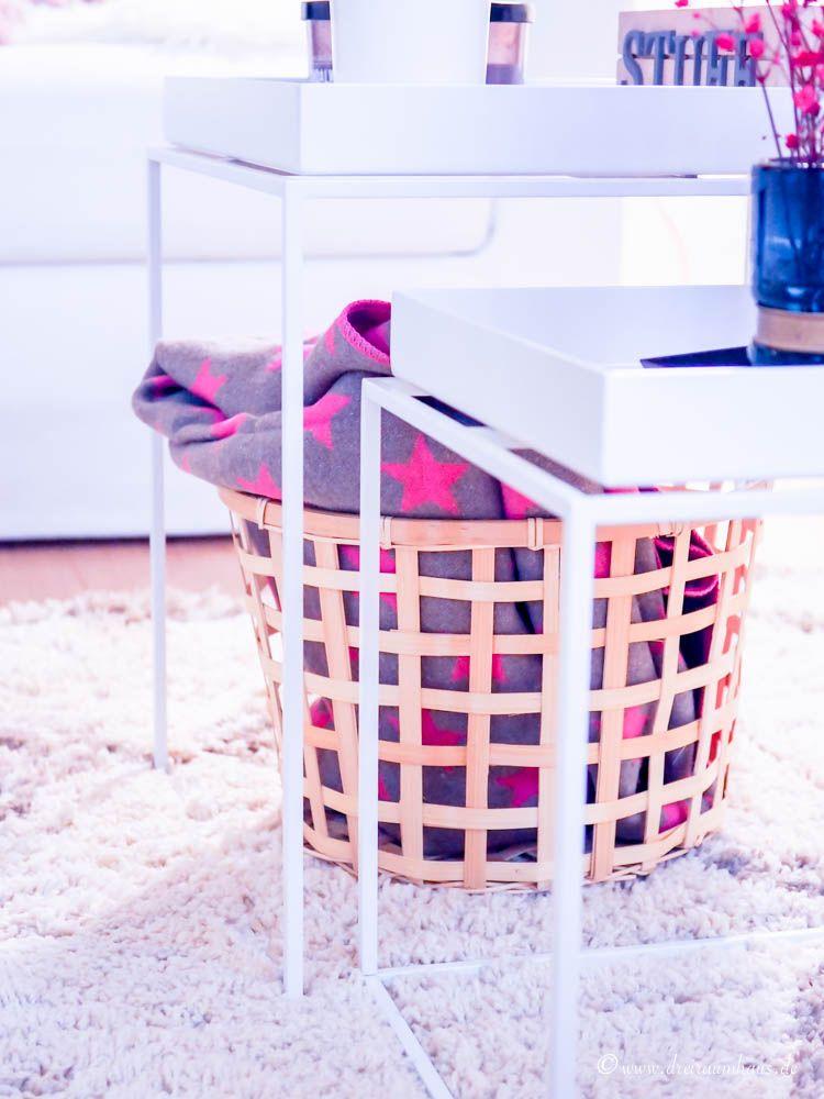 LIVING: Wie Kleinigkeiten das Wohngefühl verändern? Goldtöne und Samt für die dunkle Jahreszeit! Deko mit David Fussenegger, Pad Concept, House Doctor, H&M Home und DEPOT!