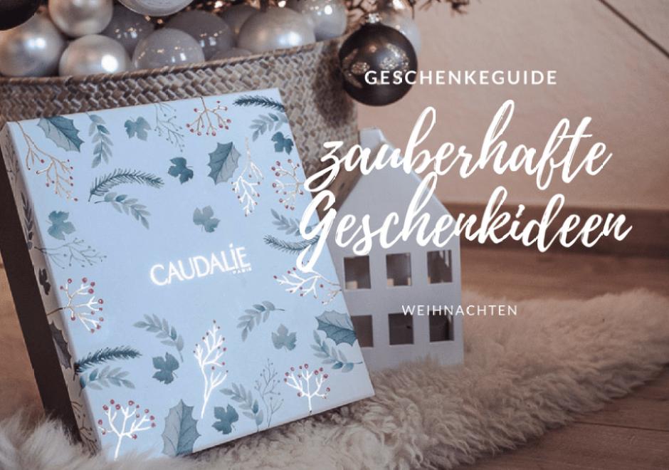 Geschenkeguide Weihnachten: Wie wäre es mit zauberhaften Beautysets oder einem wärmenden Plüschesel?? Und ein Gewinnspiel für Euch!
