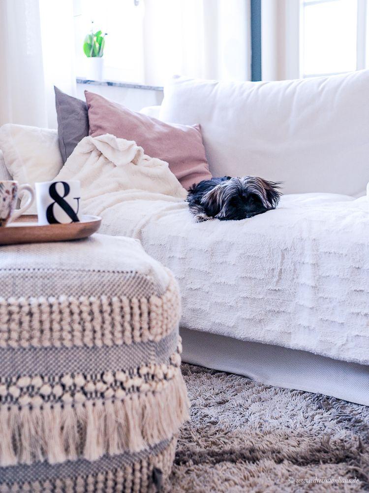 Dekosamstag - Home & Living - Die Suche nach dem perfekten Pouf und warum es der Life Pouf von House Doctor sein musste!