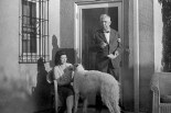 with Helen and Nick, Ambassador Hotel, LA, May 1930