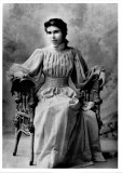 Dreiser's sister Mary Theresa Dreiser (1864-1897); courtesy Vigo County Historical Society