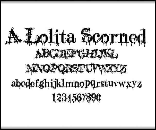 ALolitaScorned