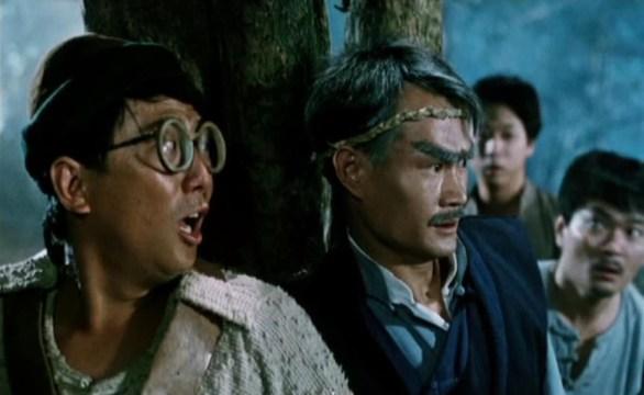 Billy Lau Nam-Kwong & Lam Ching-Ying