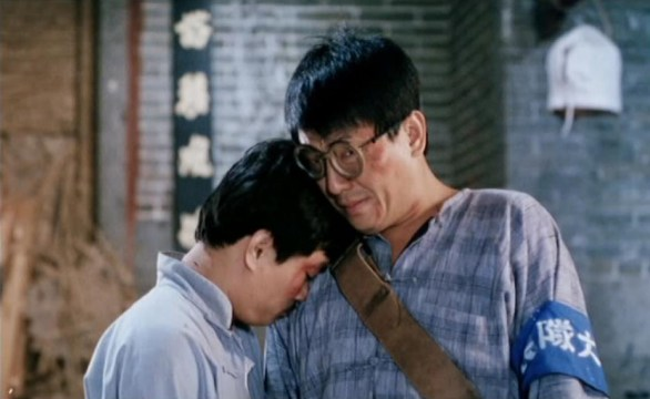 Baan Yun-Sang & Billy Lau Nam-Kwong