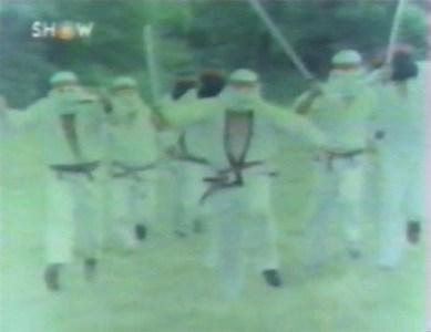 20 attaque de ninjas turcs