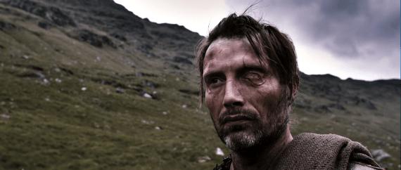 One-Eye (Mads Mikkelsen) dans Valhalla Rising