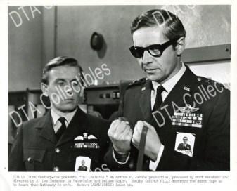 Shelby (Arthur Hill) dans L'Homme le plus dangereux du monde (1969)