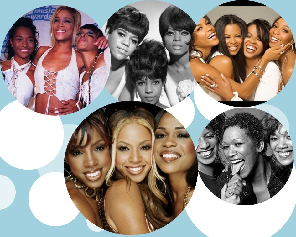 Top 5 Best Selling Black Singing Groups