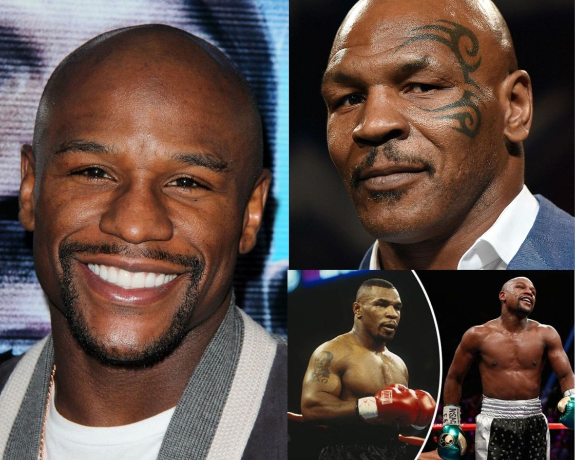 floyd mayweather and mike