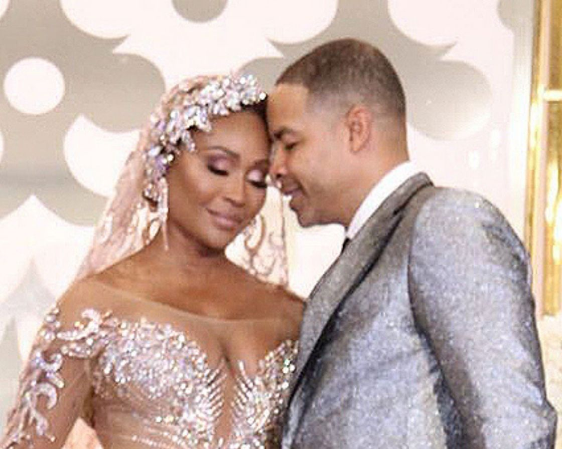 cynthia bailey marries mike hill