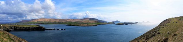 The Skellig Coast, count Kerry, Ierland
