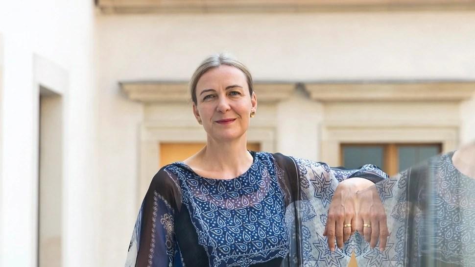 Die neue Generaldirektorin der Staatlichen Kunstsammlungen Dresden, Marion Ackermann