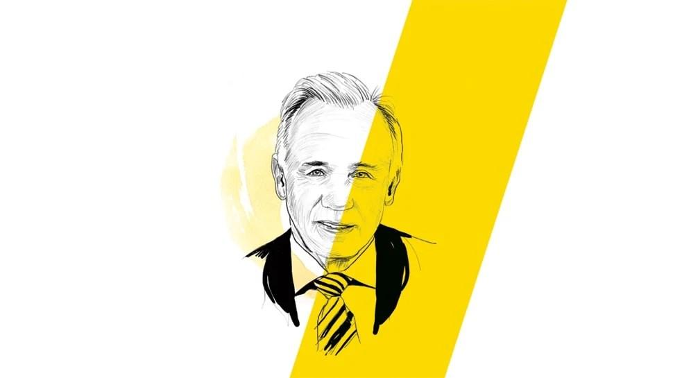 Rolf Heinemann: Dem alten DDR-Kombinat hat Rolf Heinemann neue Inhalte und Impulle gegeben