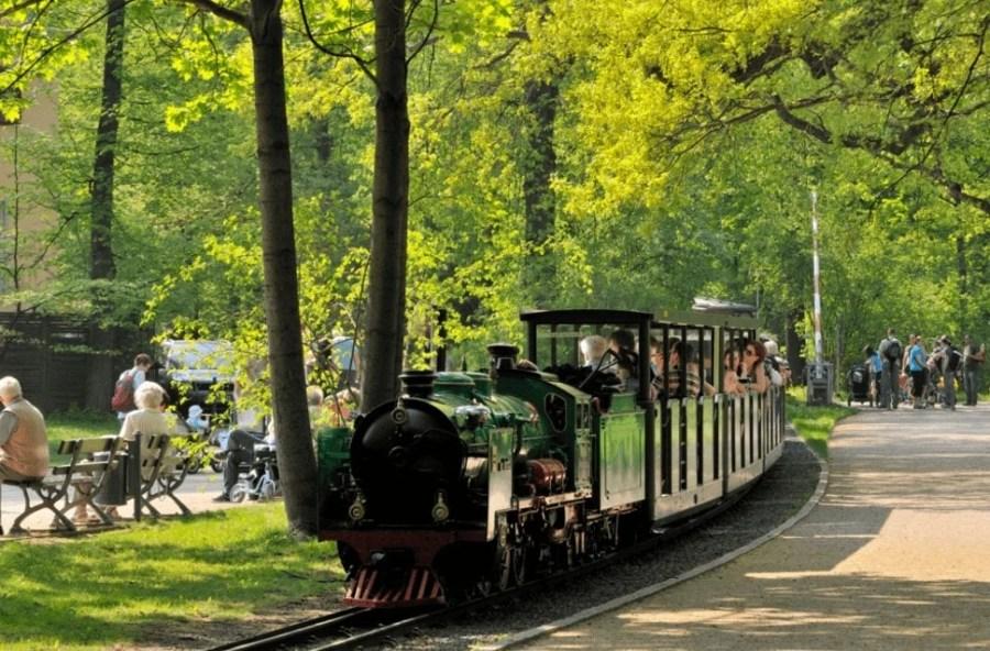 Großer Garten Parkeisenbahn