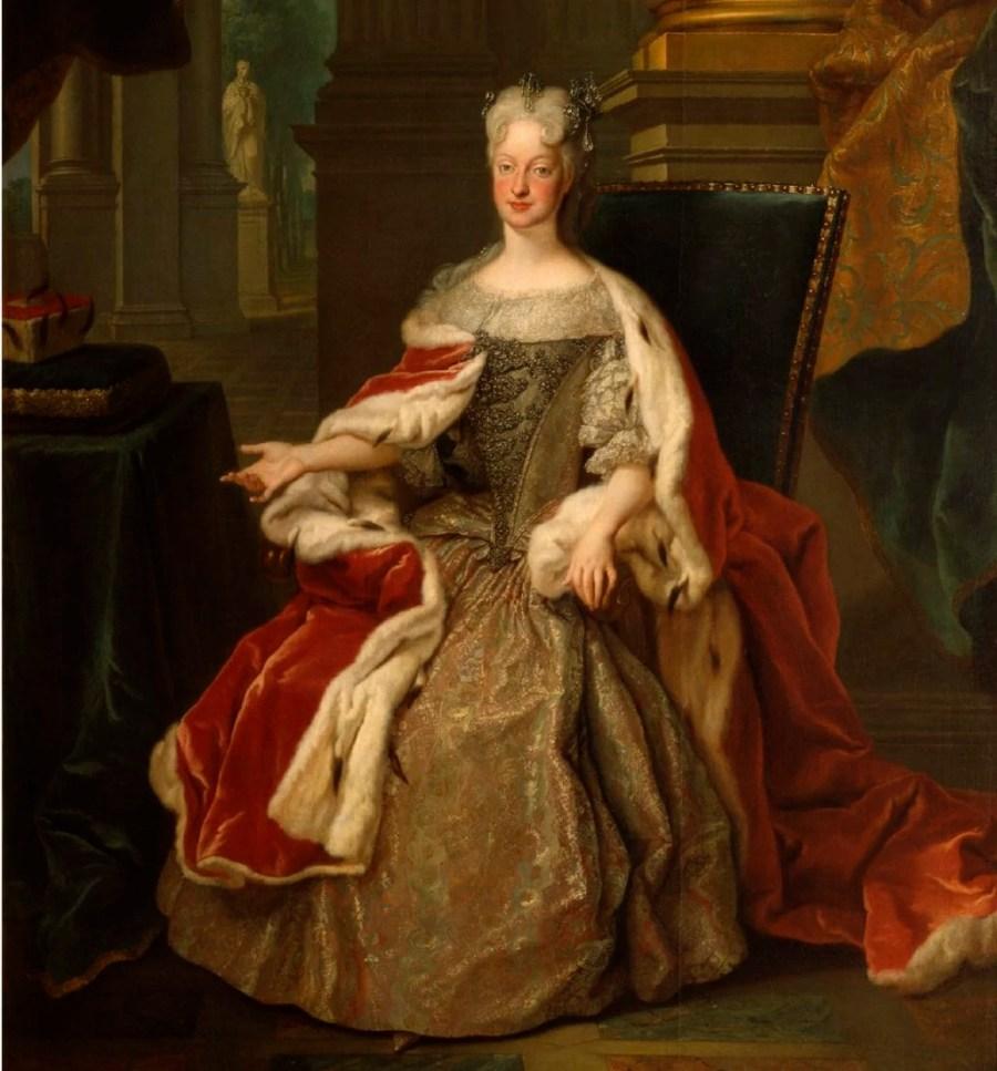 Königin Maria Josepha