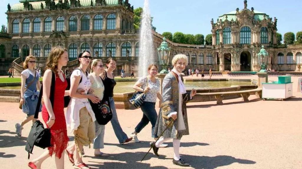 Stadtführung Dresden Zwinger