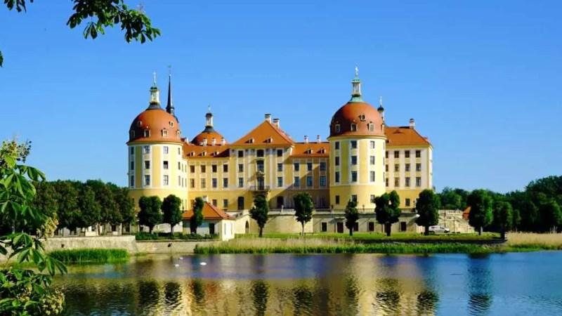 Schloss Moritzburg Aufmacher