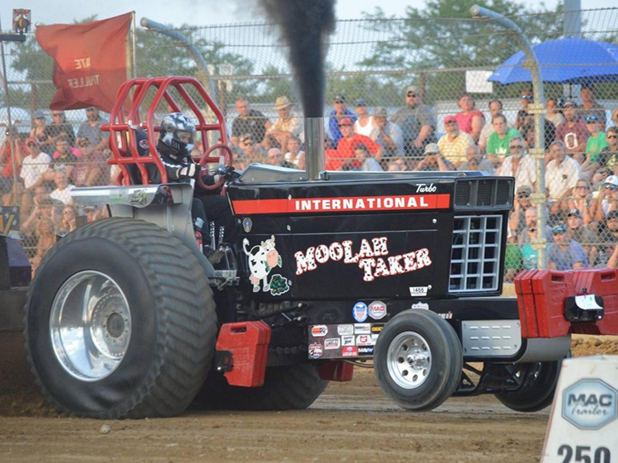 Muskingum County Speedway Truck and Tractor Pull – Dresden Buzz