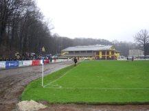 23. Spieltag: FC Erzgebirge Aue (A) - Dresdner SC 0:0