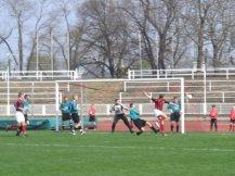 24. Spieltag: Dresdner SC - SV 1874 Vielau 1:0