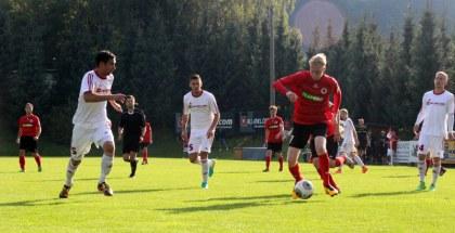 Samstag wieder Heimspiel: gegen Neusalza-Spremberg