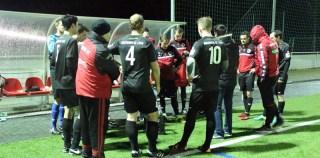 Starkes Spiel beim Regionalligisten in Bautzen