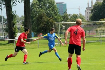 Testspiel: Dresdner SC - Heidenauer SV 6:2