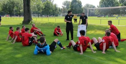 6:2-Sieg im ersten Testspiel gegen Heidenau