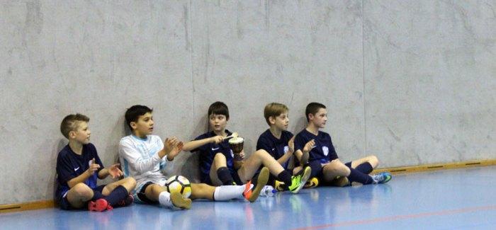 DSC-Hallenserie: Stern Marienfelde und Soccer for Kids gewinnen am Sonntag