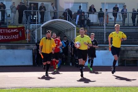 13. Spieltag (NS): Dresdner SC - SV Zeißig 3:4