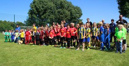 6. DSC-Pfingst-Cup am Wochenende mit viel Nachwuchs-Fußball
