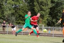 26. Spieltag: SV Zeißig - Dresdner SC 1:4