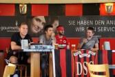 """Jubiläums-Heimspielauftakt """"120 Jahre Dresdner SC"""" ein voller Erfolg"""