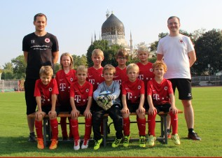 Saison-Rückblick: Minis bis F-Jugend