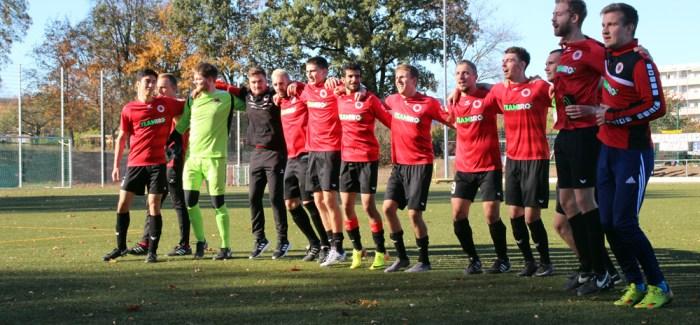 DSC zieht ins Pokal-Viertelfinale ein: 3:1 bei Löbtau