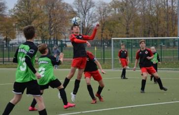 Nachwuchs: U17 holt Punkt, U15 mit klaren Sieg
