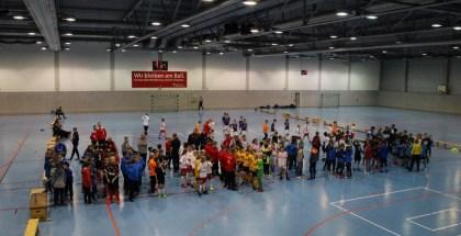 Nachwuchs-Förderverein spendet 1.000 Euro für Hallensaison