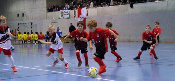 Nachwuchs: Hallenstadtmeisterschaften für E- und F-Junioren