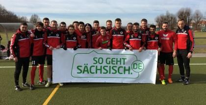 """""""So geht sächsisch."""" … mit dem Dresdner SC 1898"""