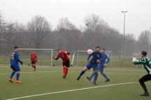 Testspiel: Dresdner SC - FV Dresden 06 Laubegast 1:1 (1:0)