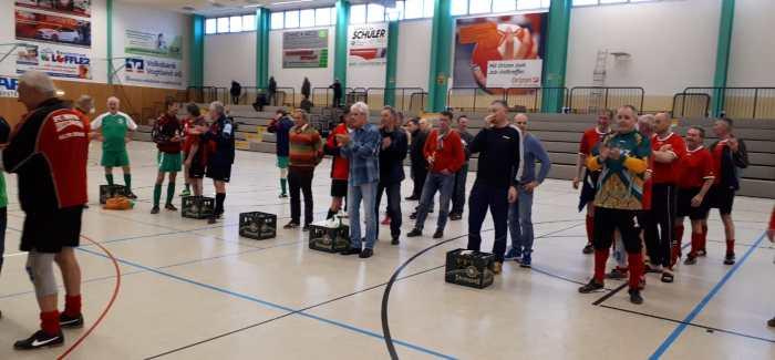 Ü60-Team wird Zweiter im Vogtland