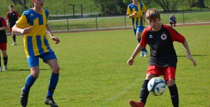 Nachwuchs: Siege für U17 und U15