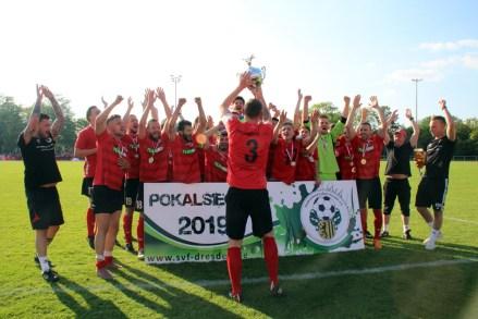Doublesieger: DSC holt auch den Pott!