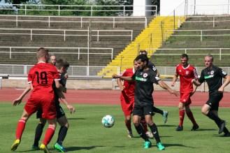 Testspiel: Dresdner SC - SG Motor Wilsdruff 0:0 (0:0)