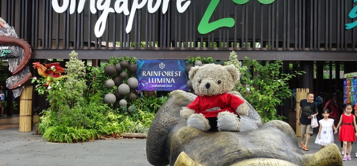 Singapur: Zoo