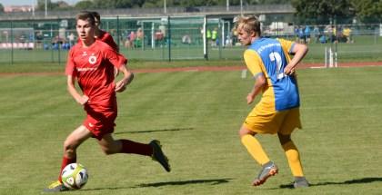 Nachwuchs: U19 weiter ohne Punktverlust / U17 verliert Heimspiel